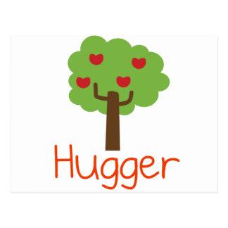Boom Hugger Briefkaart