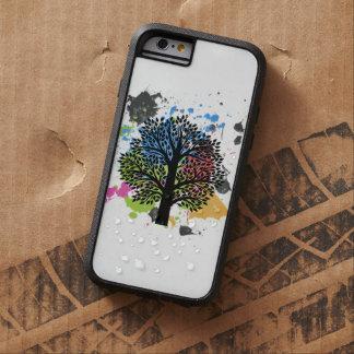 Boom in kleuren tough xtreme iPhone 6 hoesje