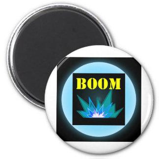 boom koelkast magneetje