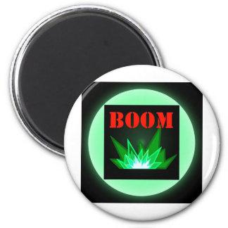 boom ronde magneet 5,7 cm