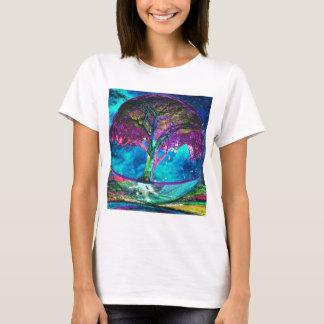 Boom van de Meditatie van het Leven T Shirt