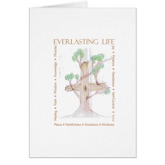 boom van het leven briefkaarten 0