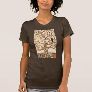 Boom van het Leven door Gustav Klimt T Shirt