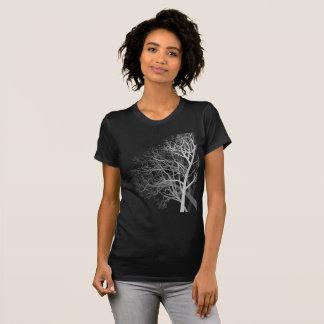 Boom van het Omgekeerde van het Leven T Shirt
