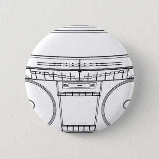 boombox ronde button 5,7 cm