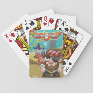 Boot 2 van de boom Speelkaarten