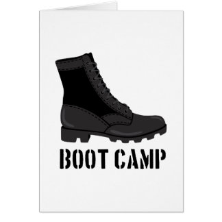 Boot Camp Kaart