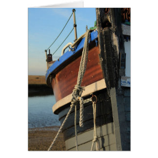 Boot in Blakeney Wenskaart