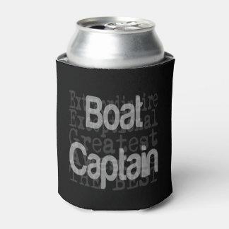 Boot Kapitein Extraordinaire Blikjeskoeler