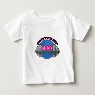 Bootcamp Babe Baby T Shirts