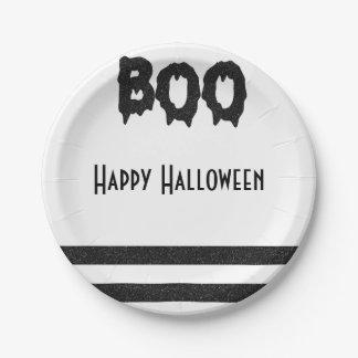 Bord van Halloween van het boe-geroep het