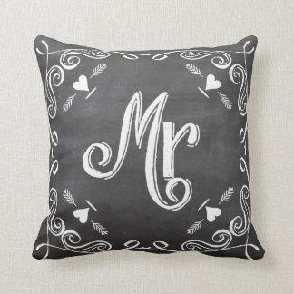 Bord Vintage Moderne M. Groom Pillow Sierkussen