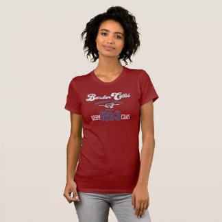 Border collie - sinds 1893 (w) t shirt