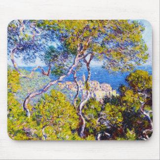 Bordighera, 1884 koel Claude Monet, oud, hoofd, Muismat