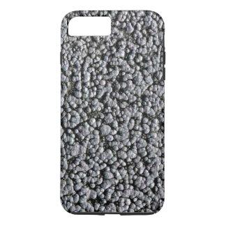 BORRELEND STAAL (een metaal het kijken ontwerp) ~ iPhone 7 Plus Hoesje