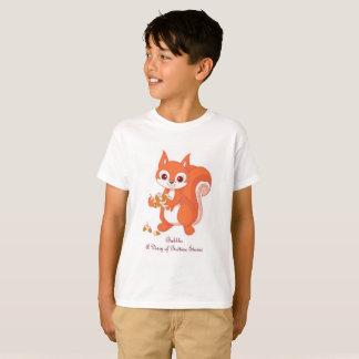 Borrelt de Nuttige Eekhoorn T Shirt