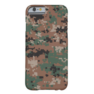 Bos Digitale Camo Barely There iPhone 6 Hoesje