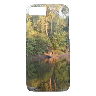 Bos Foto van de Rivier van de Mississippi iPhone 7 Hoesje