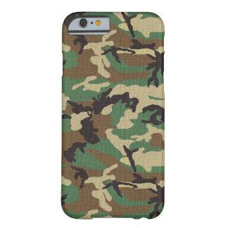 Bos iPhone 6 van Camo van het Leger nauwelijks daa Barely There iPhone 6 Hoesje