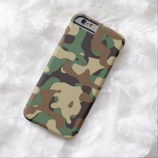 Bos iPhone 6 van Camo van het Patroon Barely There iPhone 6 Hoesje