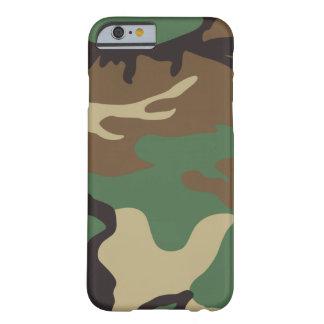 Bos iPhone 6 van de Camouflage Camo hoesje