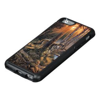 Bos iPhone 6 van OtterBox van de Wolf Hoesje