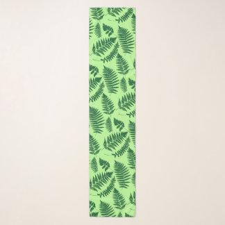 Bos Varen, Smaragdgroen en Lichtgroen Sjaal