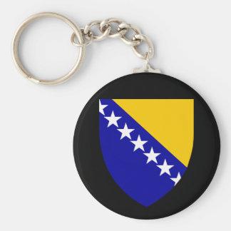bosnia embleem sleutelhanger