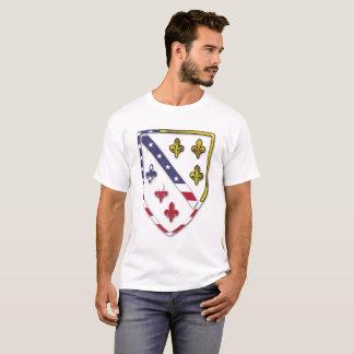 Bosnia - Themed de V.S. - Bosnia Ontwerp T Shirt