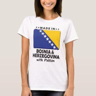 Bosnia - van Herzegovina Hartstocht K T Shirt
