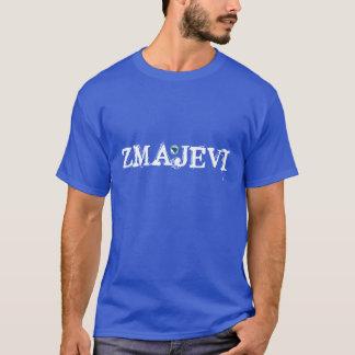 """Bosnia - van Herzegovina het Team """"Zmajevi """" van T Shirt"""