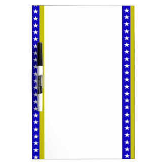 Bosnische strepenvlag whiteboards