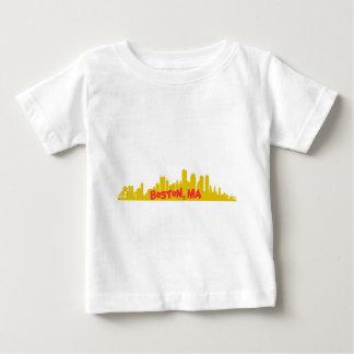 Boston, doctorandus in de letteren baby t shirts