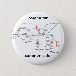 Boston forenzeninformatieverspreider ronde button 5,7 cm