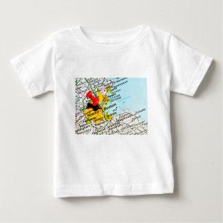 Boston, Massachusetts Baby T Shirts
