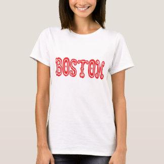 Boston Massachusetts - New England, Verenigde T Shirt