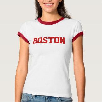 Boston (Rode Bel) T Shirt