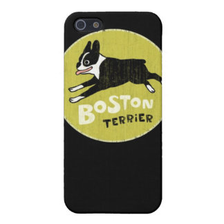 Boston Terrier iPhone 5 Covers