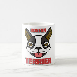 Boston Terrier Koffiemok