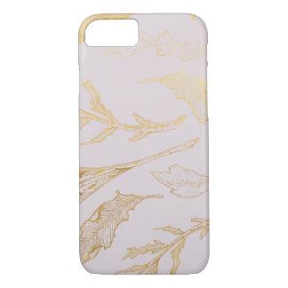 Botanisch goud iPhone 8/7 hoesje