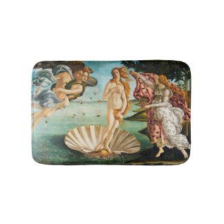BOTTICELLI - de geboorte van Venus 1483 Badmatten