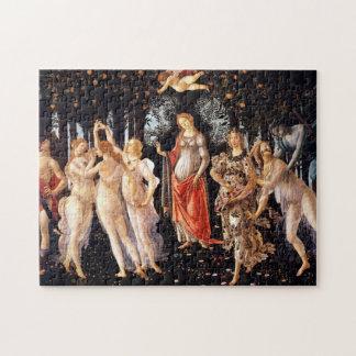 BOTTICELLI - Primavera 1482 Puzzel