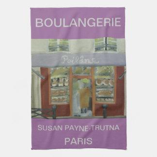 BOULANGERIE PARIJS THEEDOEK