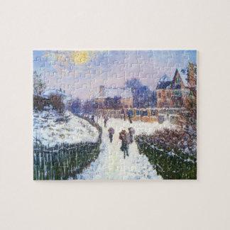 Boulevard Heilige Denis Argenteuil door Claude Legpuzzel