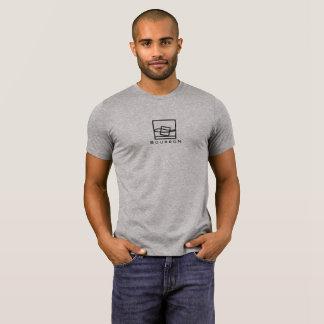 Bourbon op Ijs - Lichte Overhemden T Shirt