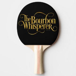 Bourbon Whisperer Tafeltennis Bat