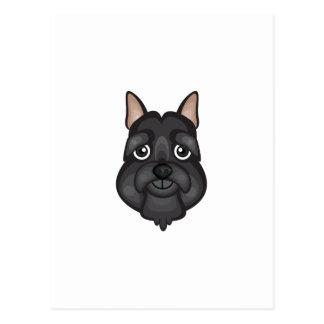 Bouvier Des Flandres Breed - Mijn Oase van de Hond Briefkaart