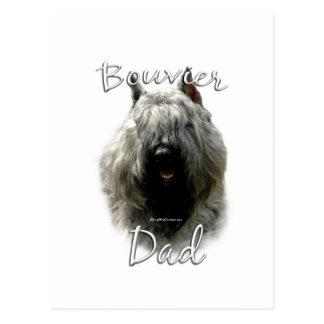 Bouvier des Flandres Dad 2 Briefkaart