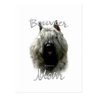 Bouvier des Flandres Mom 2 Briefkaart
