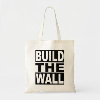 Bouw de Muur Draagtas
